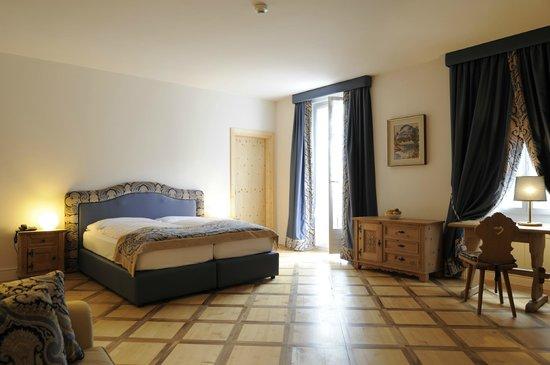 Hotel Bernina 1865 : deluxe room