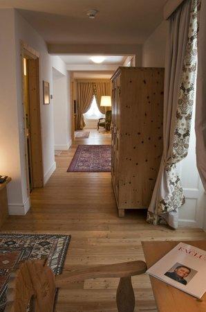 Hotel Bernina 1865 : suite