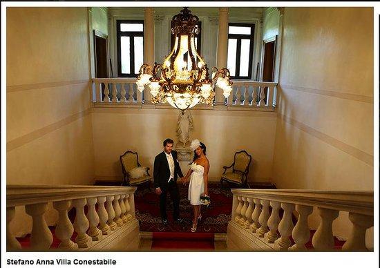 Charming Hotel Villa Soranzo Conestabile: Sposi in Villa.