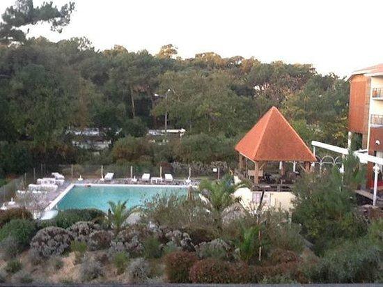 Hotel les bains d'Arguin : Vue imprenable