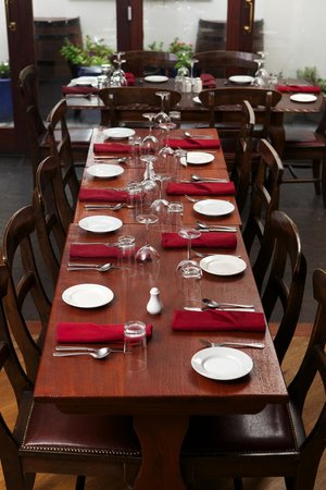 McMunns Restaurant: Back Restaurant