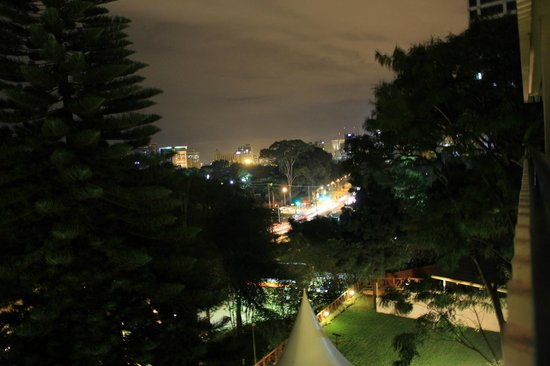 Sarova Panafric: night view