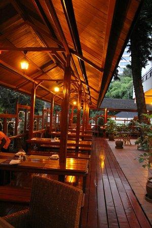 Sarova Panafric : dining area