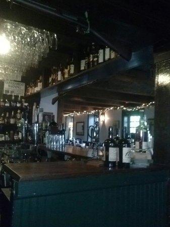 The '76 House: Bar