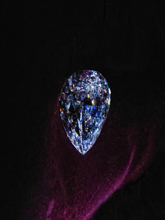 Ventura County Museum of History & Art: A cubic zirconia replica of the Cullinan III Diamond