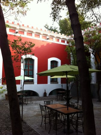 Hotel Boutique Hacienda del Gobernador: A little gem