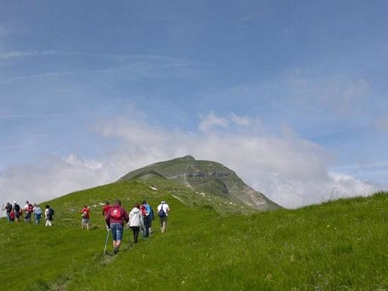 Casa Sullavalle B&B e appartamenti: Trekking sui monti Sibillini