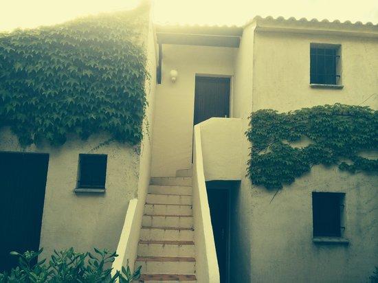 residence Mari di Soli: Ferienwohnung außen