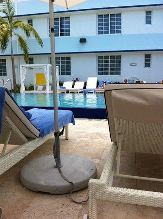 Pestana South Beach Art Deco Hotel: Pool