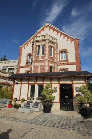 La Villa Eugene: hotel villa eugene