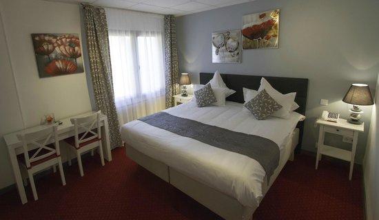 Hotel Le Divona: chambre supérieure