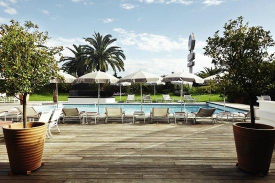Mercure Hyeres Centre Hotel : TERRASSE