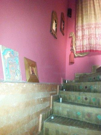Riad Dalla Santa : Belles couleurs de Marrakech