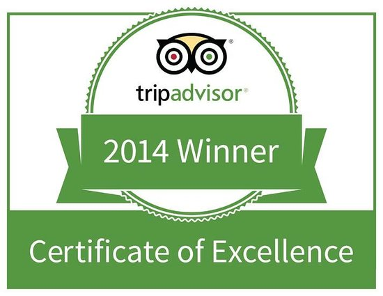 Cardiff On Foot: 2014 Trip Advisor Certificate of Excellence Winner