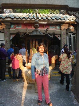 A-Ma Temple (Ma Kok Miu): Inside the temple