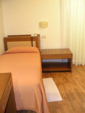 Hotel Escorial: Camera singola