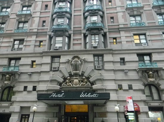 wolcott hotel picture of wolcott hotel new york city. Black Bedroom Furniture Sets. Home Design Ideas