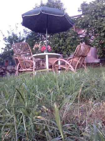 I Giardini di Cala d'Ambra: giardini e posto in comune