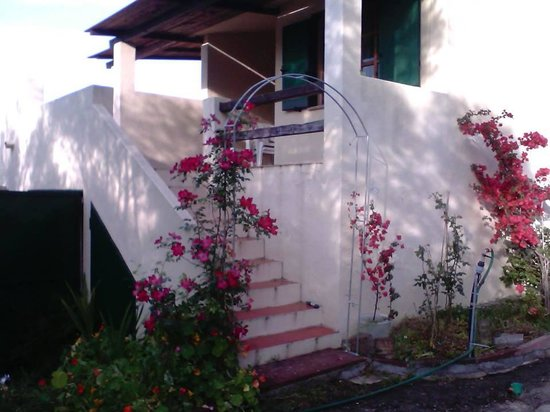 I Giardini di Cala d'Ambra: ingresso bilocale