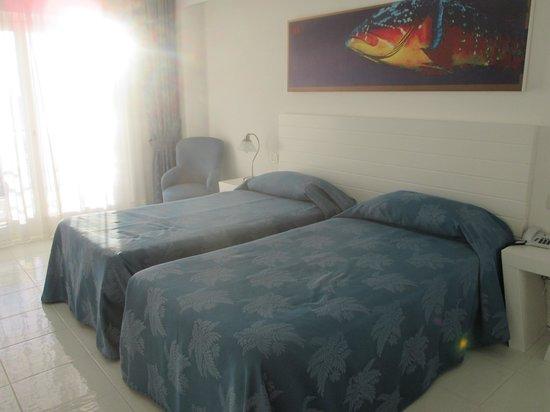 Hotel Miramare Stabia: chambre