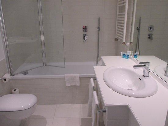 Hotel Miramare Stabia: salle de bain