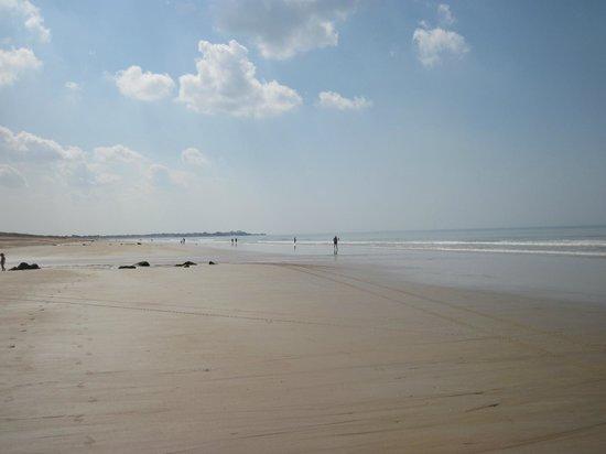 Sol a Gogo : The direct access beach