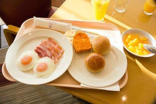 Hotel Granvia Hiroshima : breakfast