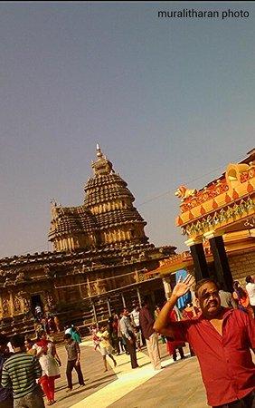 Sringeri, India: vidya sankar temple photo by Muralitharan