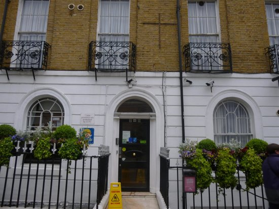 Comfort Inn Kings Cross : コンフォート イン キングスクロスホテル