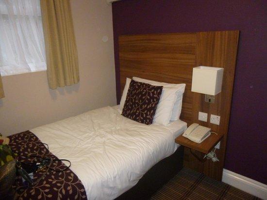 Comfort Inn Kings Cross : 室内