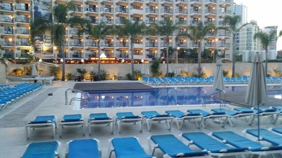 Hotel Rosamar: Our beautiful pool