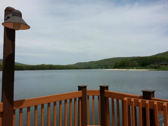 Rocky Gap Casino Resort: The Gazebo View