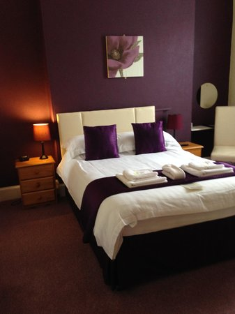 Babbacombe Palms Guest House: DOUBLE EN-SUITE