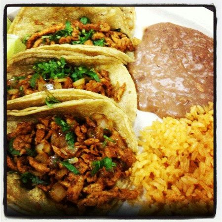 Javier's Cuisine: Tacos al Pastor