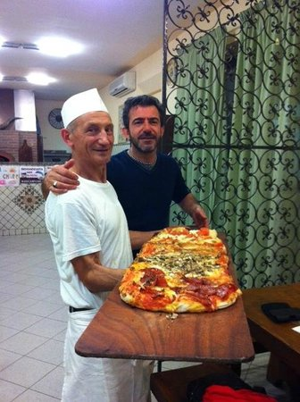 Tasty Tuscany: A pizza you will never forget
