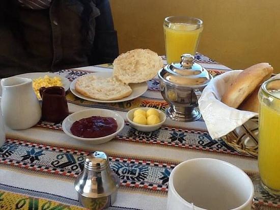 Santa Maria Inn Puno: desayuno
