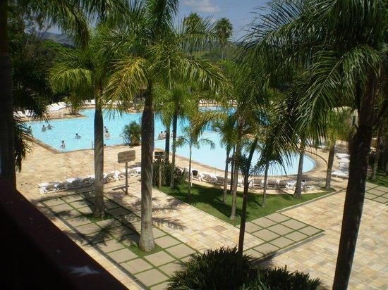 Vacance Hotel : Uma das visões das sacadas dos quartos