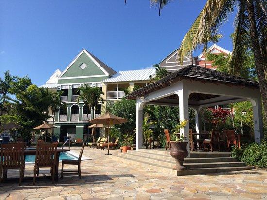 Pelican Bay at Lucaya: The Main Pool of the Pelican Bay Resort