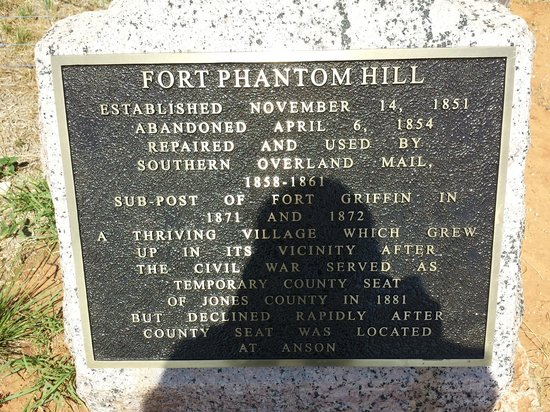 History of Fort Phantom Hill