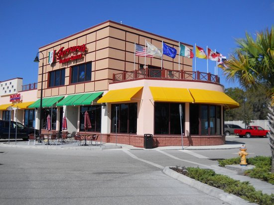 Ferraro's Italian Grille: Located at 8348 US 301N Parrish