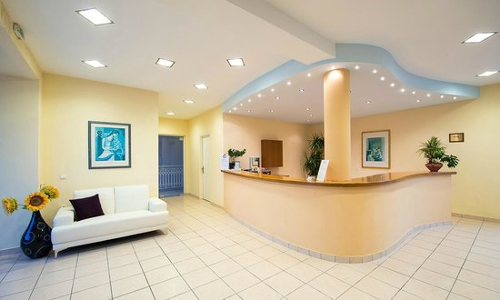 Edelweiss Apartments : Reception