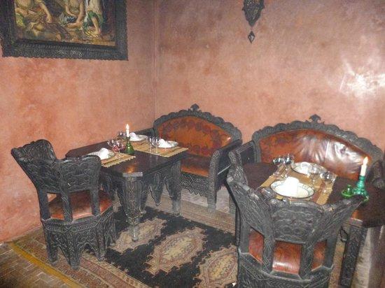 La Licorne : Restaurent du Remparts