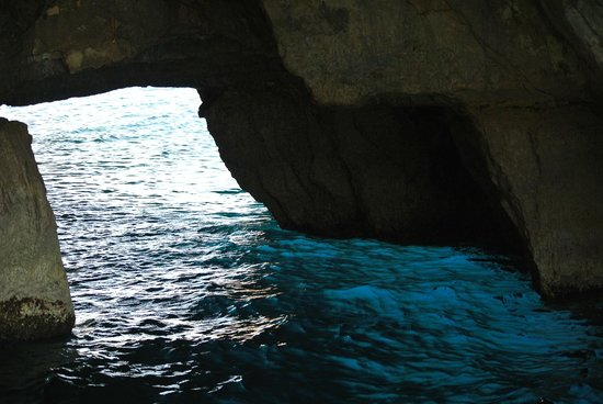 Blue Grotto (Il-Hnejja) : the blue grotto water