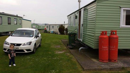 Parkdean - Southerness Holiday Park: Cairn Caravan