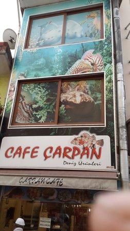 CAFE ÇARPAN