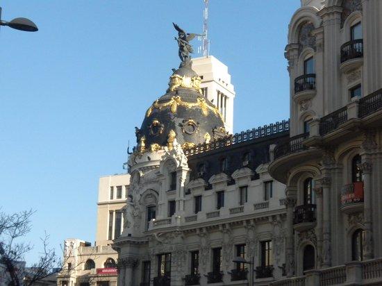 Radisson Blu Hotel, Madrid Prado: la città