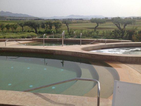 Verdura Resort : Wellness area.