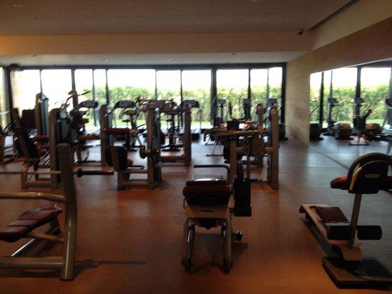 Verdura Resort: Gym!!