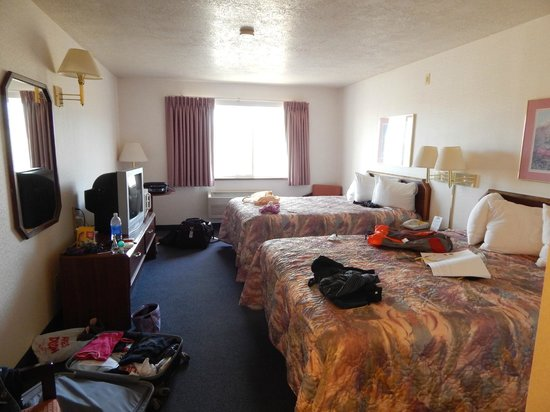 Days Inn Torrey Capital Reef : La chambre