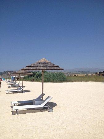 Verdura Resort: Beach time. Soak up the sun.